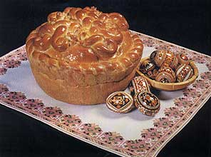 From the Ukrainian Bread Calendar